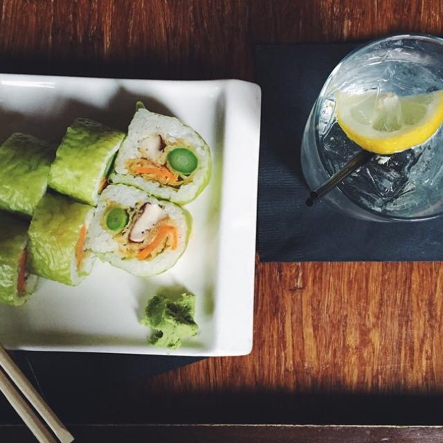 What's Sushi Up to Next? Detroit's Favorite Roll Gives Us a Clue.