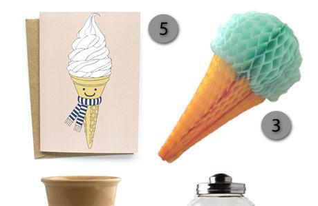 Set the Table: Ice-Cream Social