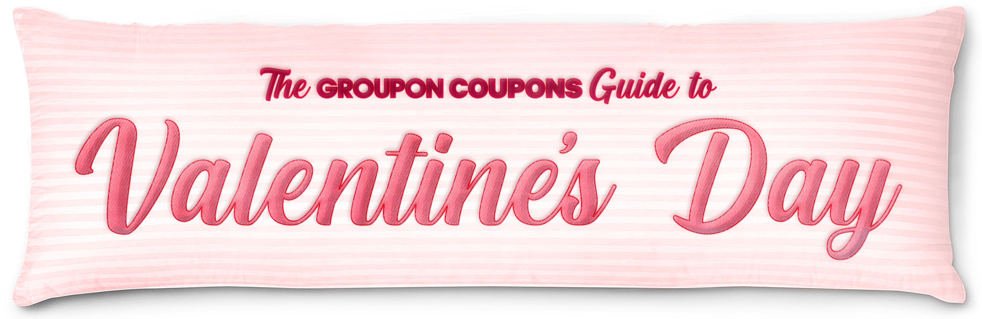 Valentine's Day Gifts Groupon Coupons