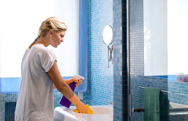 How to Clean 5 Things in Your Bathroom You Didn't Know You Had To