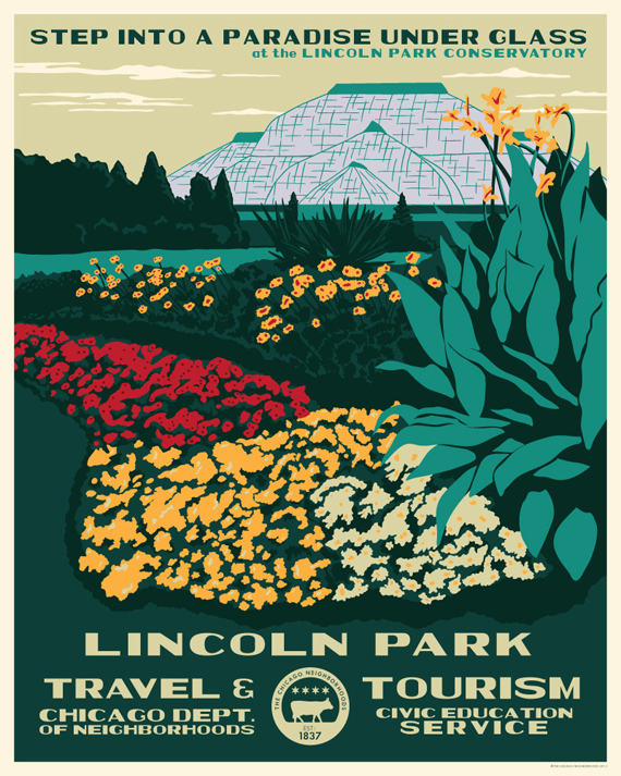 These-Vintage-Style Chicago-Tourism-Posters-Will-Show-You've-Loved-Your-Hood-Since-1930-lincoln-park_570c713