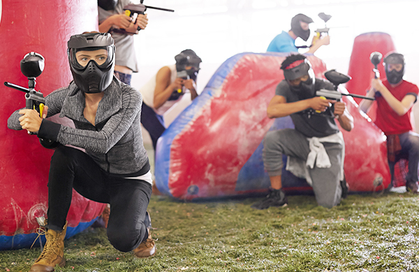 How to Play Paintball: A Guide for Beginners