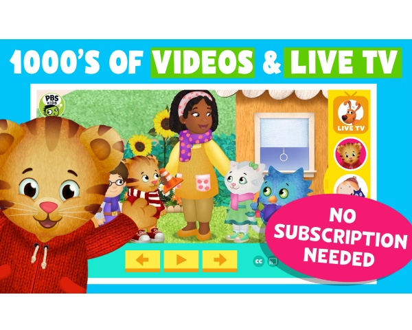 PBS Kids TV Shows