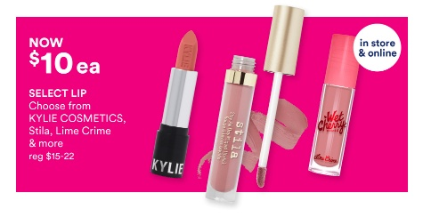 Free Gift with purchase at Ulta