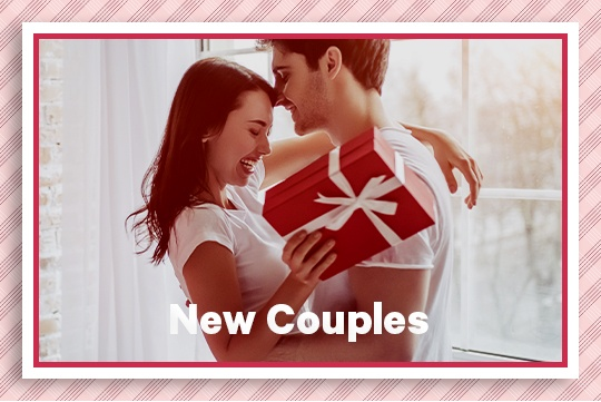 Valentine's Day Gift Ideas for New Couples