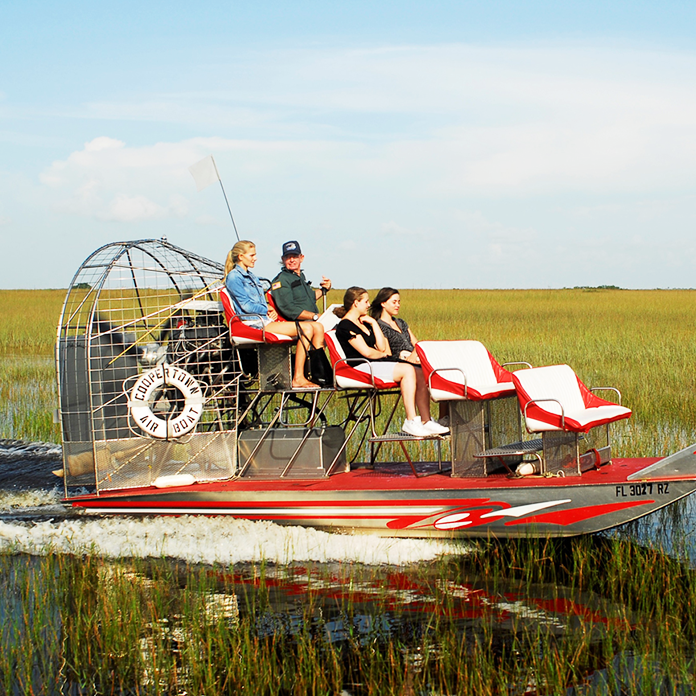 airboats everglades