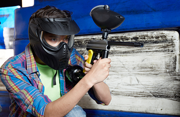 how to play paintball for beginners