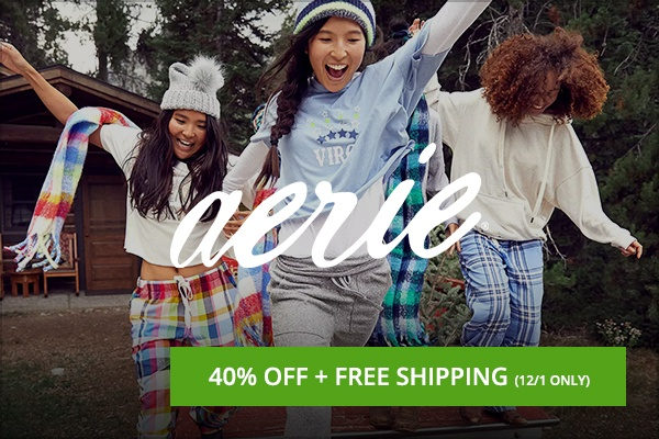 Aerie Black Friday deal