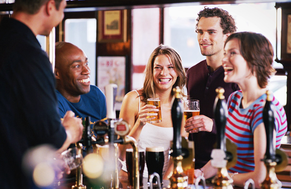 The High-School Friends You'll See at the Bar This Year