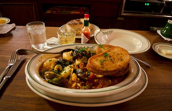 Landmark Dishes From San Francisco Legends