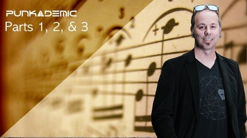 Udemy music theory online course
