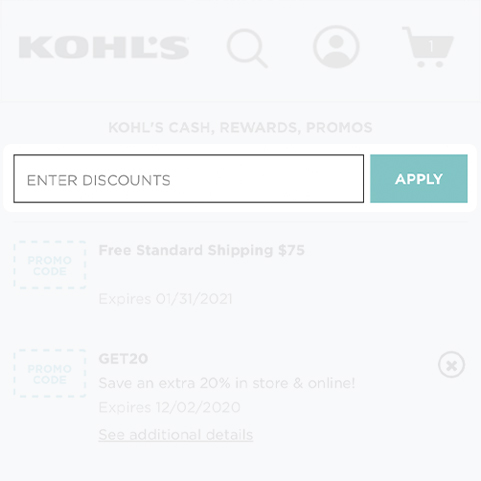 How To Stack Kohl's Coupons - Enter Promo Codes