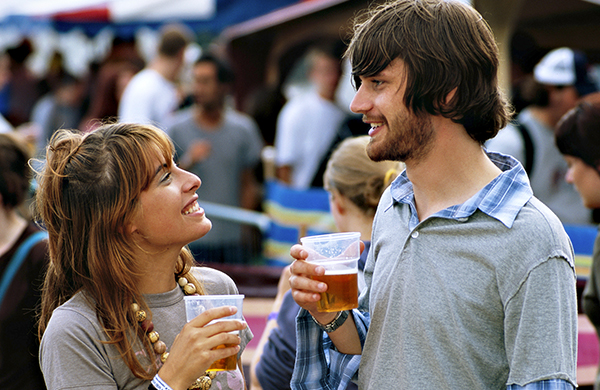 Summer Festival Craft Beer Pairings Food
