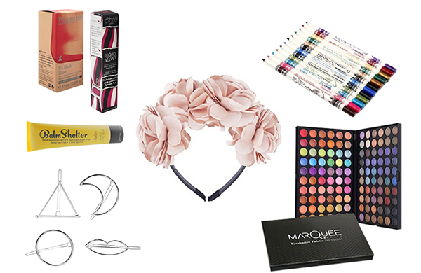Festival Makeup, Hair, and Beauty Essentials