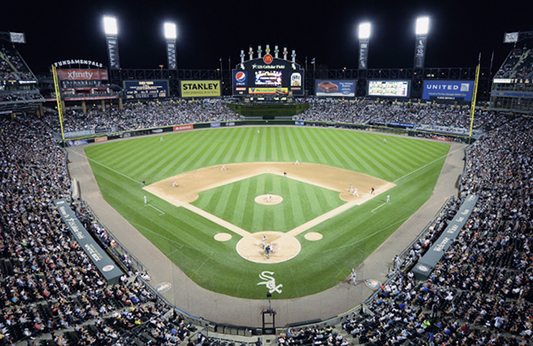 Five Things You Can Only Do at a Chicago White Sox Game