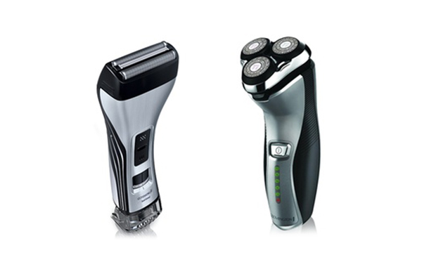 types of electric shavers