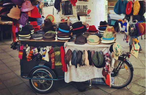Warum ich gern einen Zweitmagen hätte: BiOriental Türkenmarkt am Maybachufer