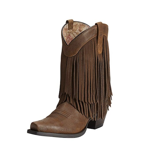 Amazon Top Boots, Ariat Women's Gold Rush Western Cowboy Boot