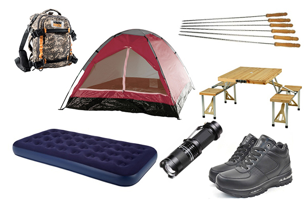 A Camping Checklist of the Outdoor Essentials