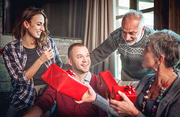 Family Gift Ideas to Update Your Gift-Giving Traditions
