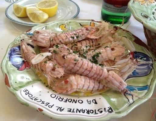 Mangiare Pesce A Bari Il Pescatore è Il Posto Giusto