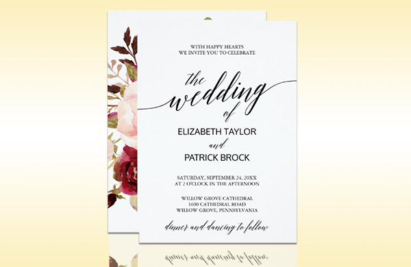 Wedding Invitation Etiquette: Tips to Choose the Right