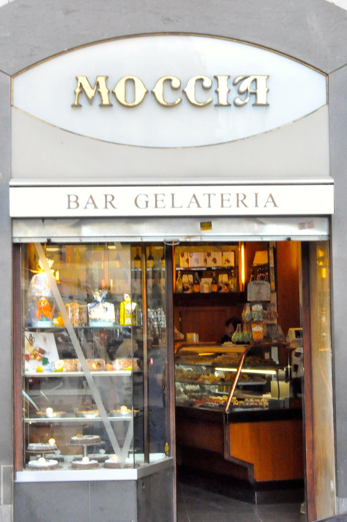 Moccia Napoli