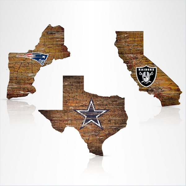 NFL State Signs