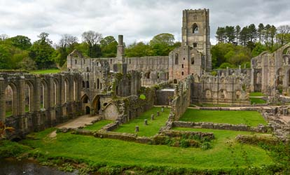 fountains abbey excursion