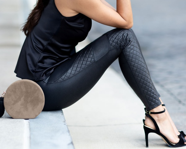 Best Fashion gifts, Spanx faux leather leggings