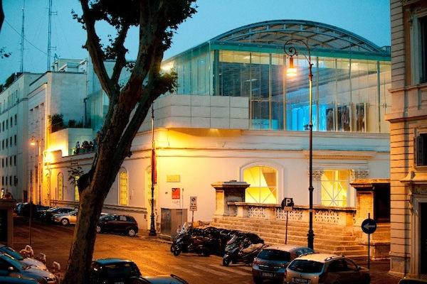Open Colonna, il ristorante dentro il Palazzo delle Esposizioni di Roma