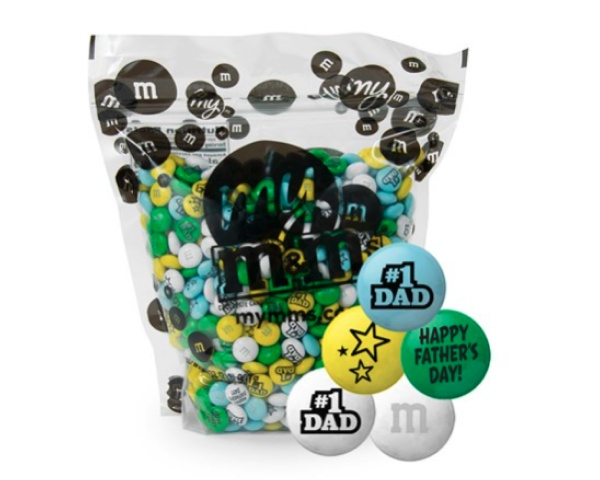 Father's Day M&Ms