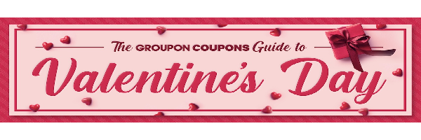 Valentine's Day Gift Ideas by Groupon Coupons