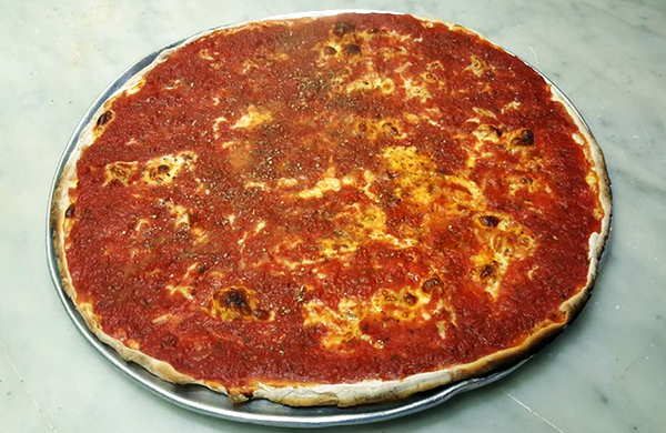 They Use The Term Tomato Pie Because It Emphasizes How Much Effort Goes Into Sauce Which Is Seasoned