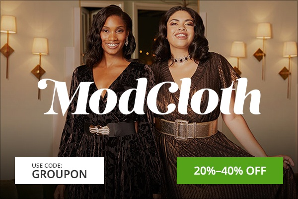 Modcloth Black Friday deal