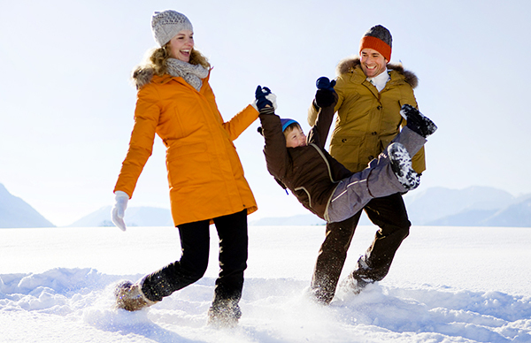 Cheap Fun Things To Do With Kids This Winter
