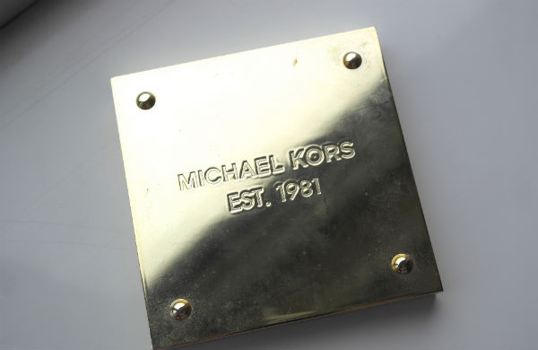 Michale Kors bronze powder