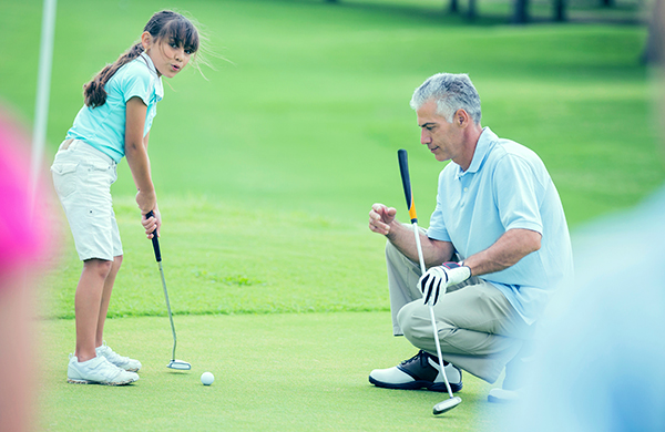 How to Plan a Family Golf Outing for Father's Day