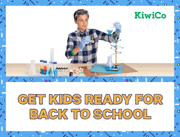 Getting Kids Ready for Back to School
