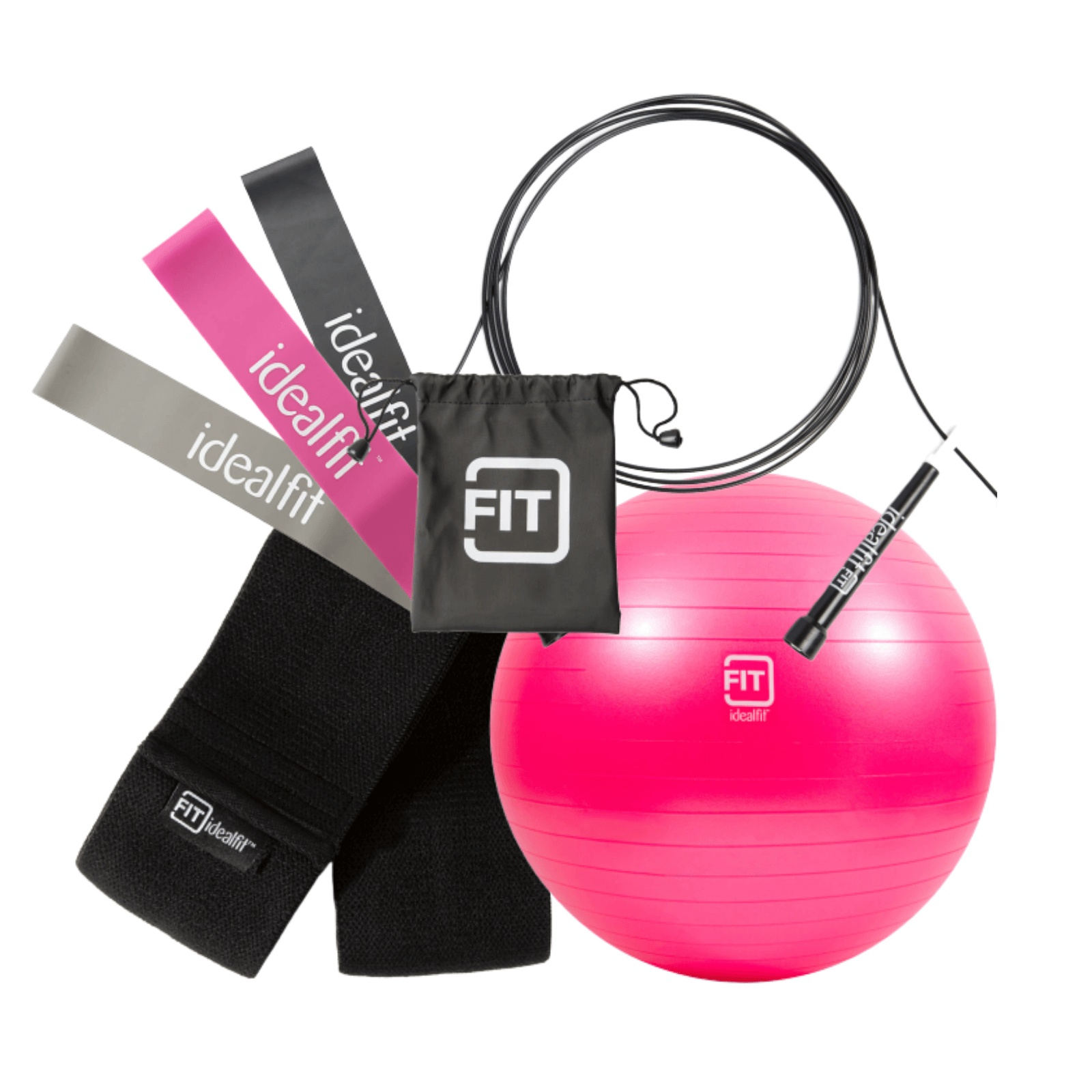 IDEALFIT At-home workout gear and accessories