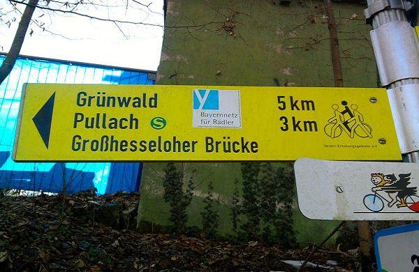 Laufstrecken München: Entlang der Isar nach Süden