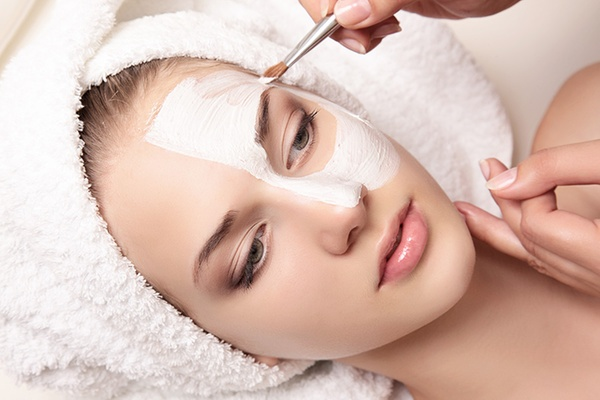 Skin care that's distressed over winter can benefit from a facial from Groupon