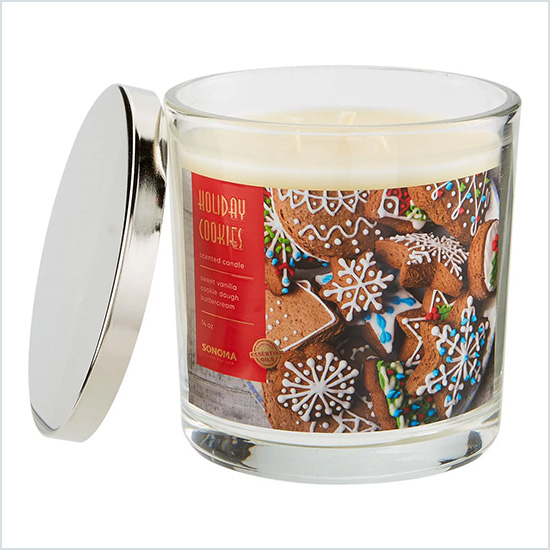 Kohl's Gifts For Her - Holiday Scented Candle