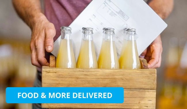 Alcohol Delivery Services