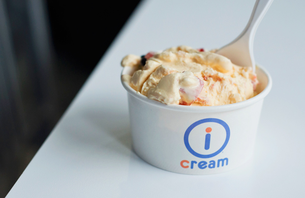 How Liquid Nitrogen Ice Cream Cools a Scoop Down to -321 Degrees