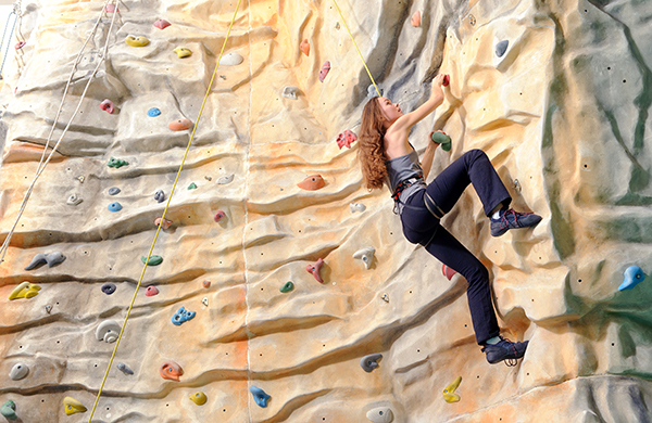 Indoor Rock Climbing Tips For Beginners