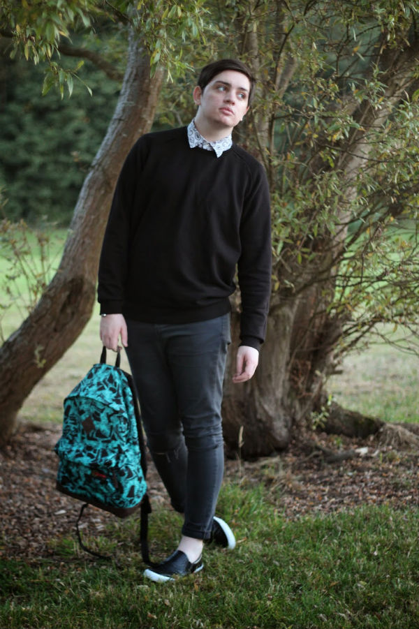 fashion blogger