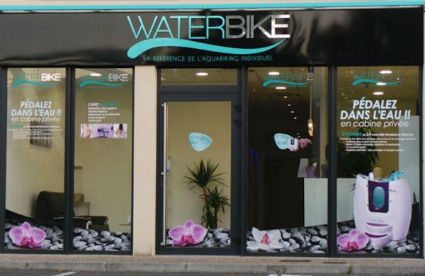 Le Waterbike, au revoir la cellulite !