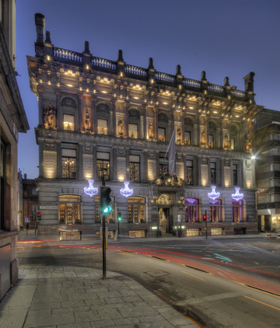 Corinthian Club Glasgow
