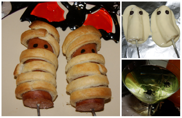 Halloween Party Food to Make at Home